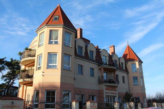 Villa Del Mar: Hotel