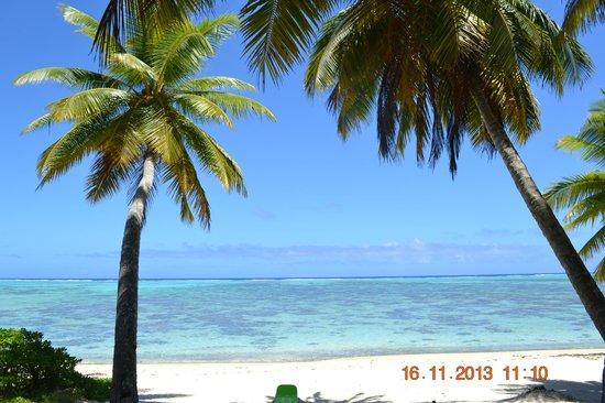 Amuri Sands, Aitutaki: 5