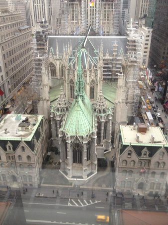 Lotte New York Palace : St Patrick's Cathedral