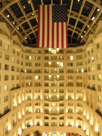 Grand Hyatt Washington: el Hall