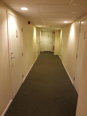 Hotel Bakfickan: Hotelflur