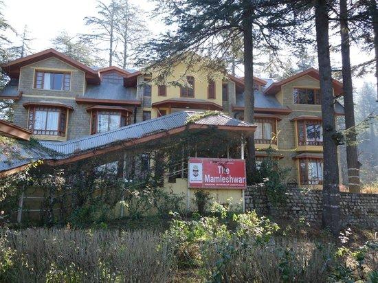 Hotel Mamleshwar (HPTDC): hotel