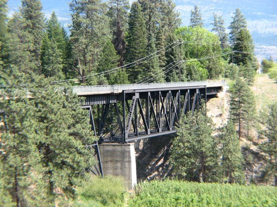 Kettle Valley Steam Railway: Engineering