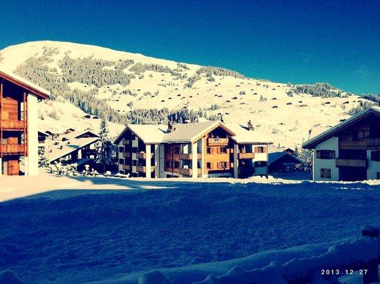 La Val Bergspa Hotel: Traumhafte Aussichten