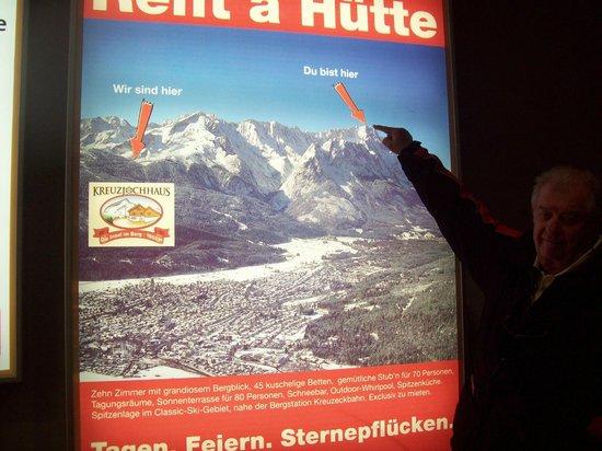 Zugspitze: Zugzpitze - top of Germany