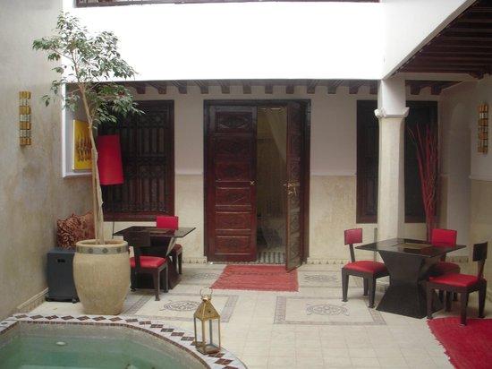 Riad Argan: suite Ivoire