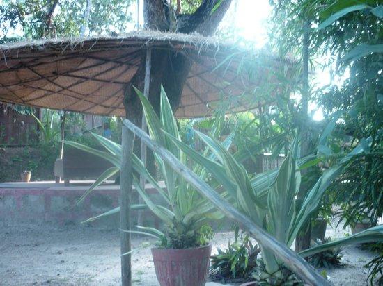 Secret Garden Resort: Nice place in the garden
