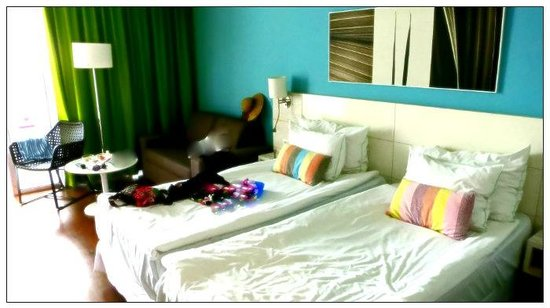 Sunprime Coral Suites And Spa: Room