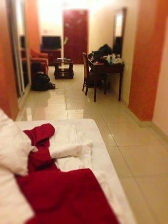Al Qidra Hotel: Room