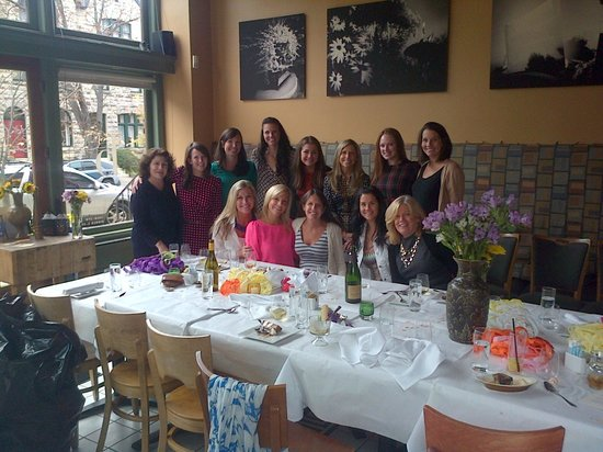 B Bolton Hill Bistro: Baby Shower Brunch