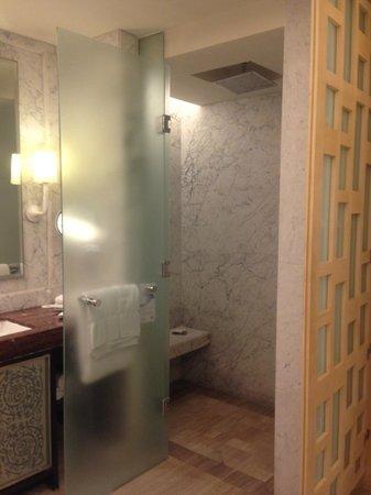 Shower cabin - Picture of JW Marriott Hotel Chandigarh, Chandigarh ...