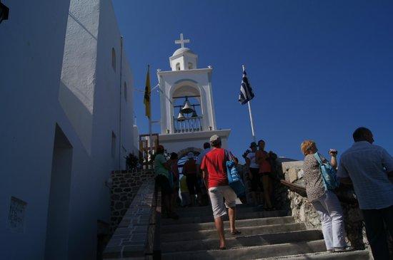 Nisyros: Церковь Богородицы Пещерной