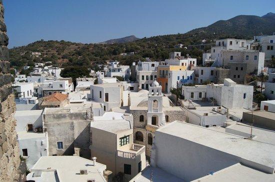 Nisyros : Городок Мандраки