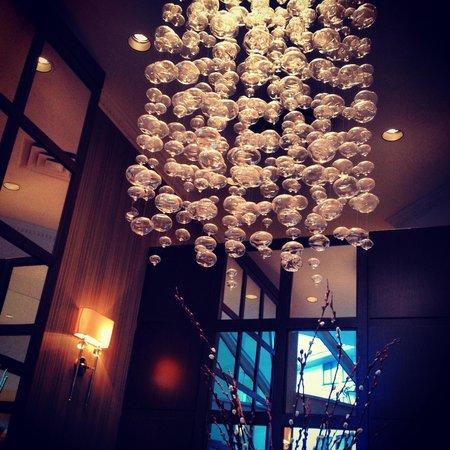 Hockley Valley Resort: Hotel Lobby