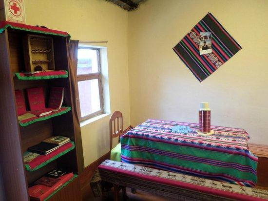 Luquina Chico: Casa - Hospedaje