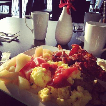 Hockley Valley Resort: Breakfast Buffet
