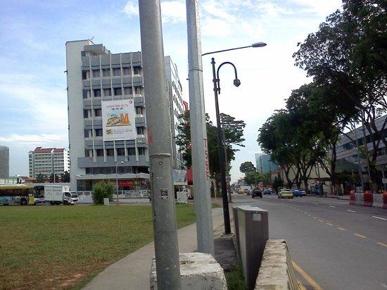Penta Hotel: place near hotel