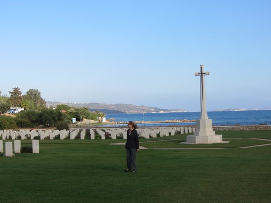 Souda Bay War Cemetery: Souda Cemetery