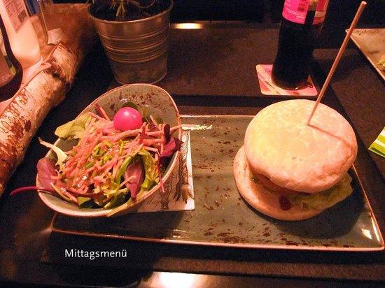 HANS IM GLÜCK - Burgergrill Wuppertal   Elberfeld: Mittagsmenü