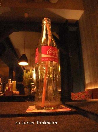 HANS IM GLÜCK - Burgergrill Wuppertal   Elberfeld: leer wie Flasche
