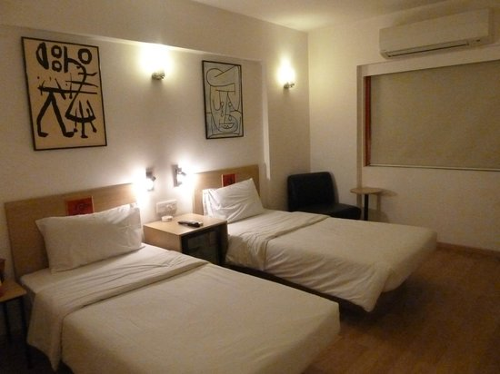 Red Fox Hotel Jaipur: la camera