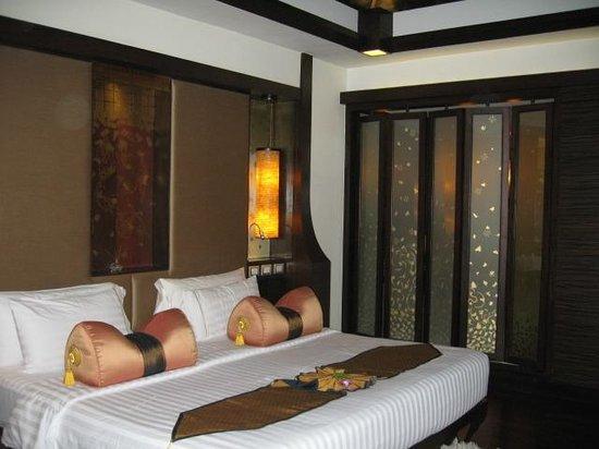 Marina Phuket Resort : бунгало Jungle