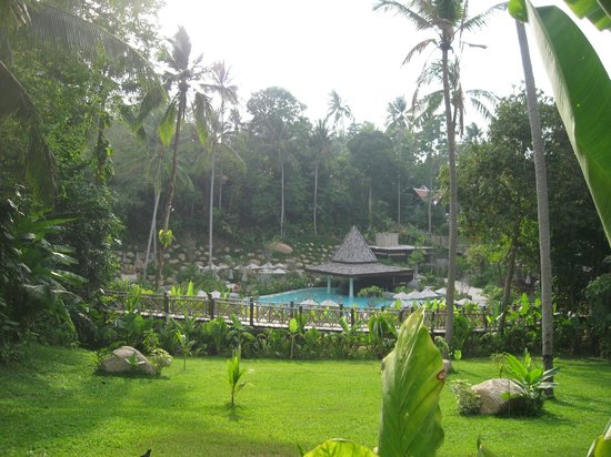 Marina Phuket Resort : территория отеля