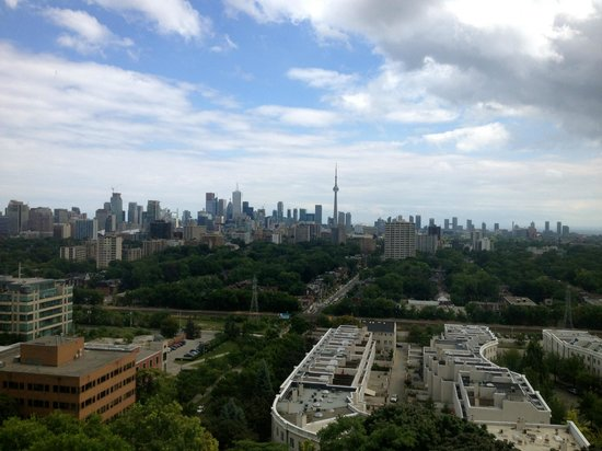Casa Loma : View from the Tower