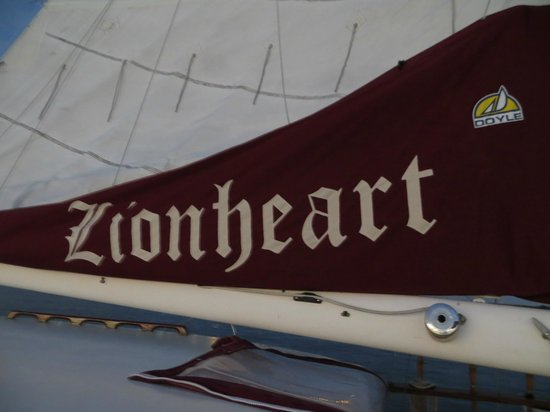 Olde World Sailing Line: Lionheart ...