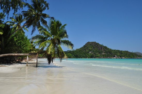Chez May Paule Guesthouse: Cote D'Or Beach Praslin