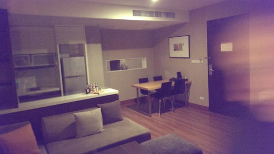 Grand Sukhumvit Hotel Bangkok: suite