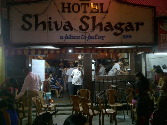 Santhi Bhavan : Restaurant close to the hotel