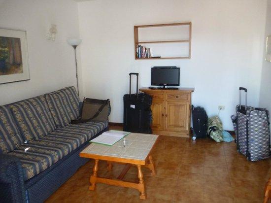 Apartments Las Acacias: living area