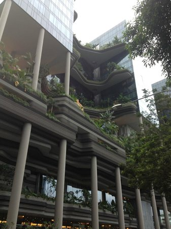 PARKROYAL on Pickering : Gardens