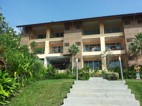 Palm Coco Mantra : albergo dal mare