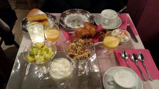 GingerBread Bagels, Brunch Coffee and Tea House : Déjeuner Healthy et Parisien