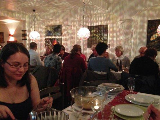 Old Iceland Restaurant : Christmas Eve traditional dinner