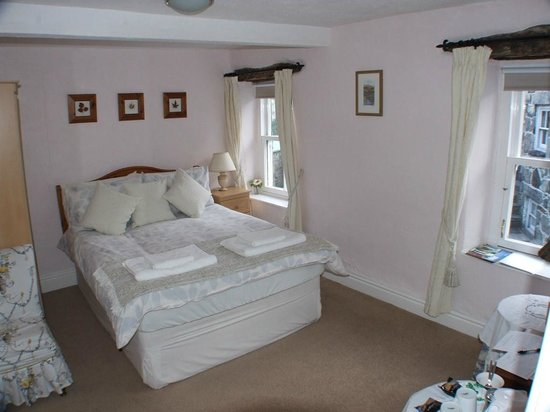 Aber Cottage: Mawddach Double room