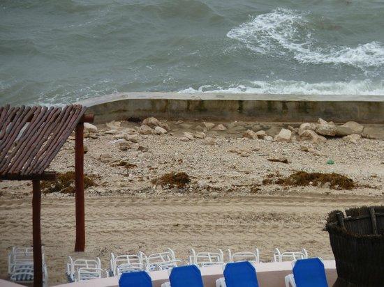 El Cozumeleño Beach Resort: Beach area