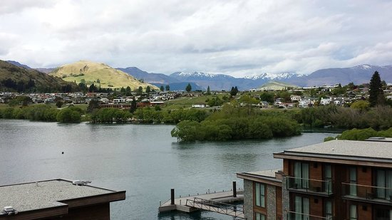 Hilton Queenstown Resort & Spa : Quiet, peaceful outlook