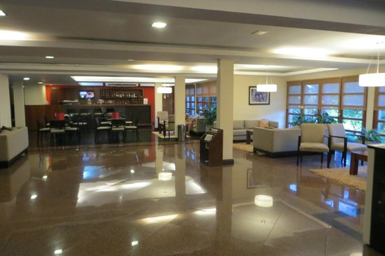 Hotel Saint George: Lobby area