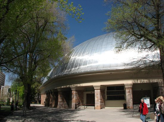 Salt Lake Temple: Acoustically Perfect