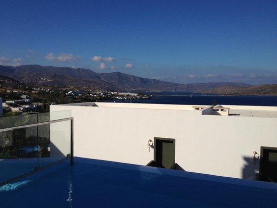 Tui Sensimar Elounda Village Resort & Spa by Aquila : room view