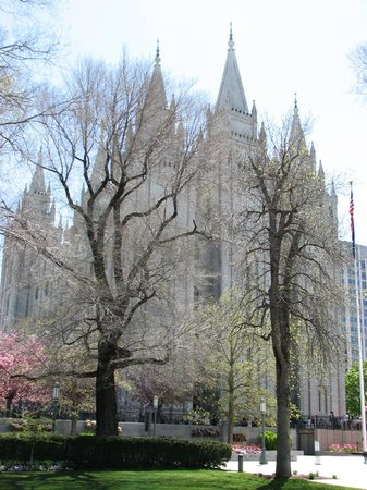 Salt Lake Temple: Spectacular