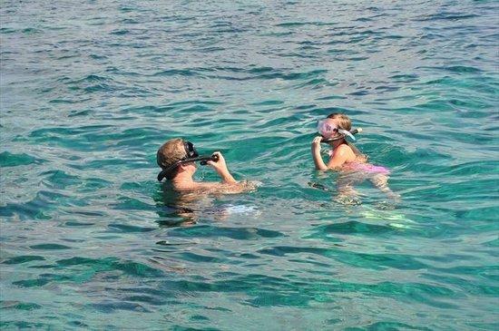 Rondel Village: First Ever Snorkeling
