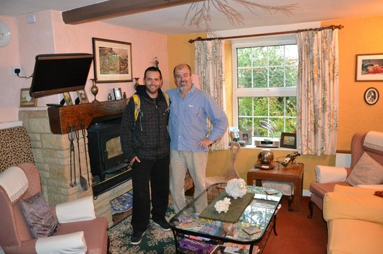 Grayling House Bed and Breakfast: Tolis & Rick