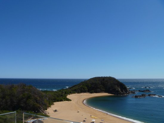 Secrets Huatulco Resort & Spa: Our veiw