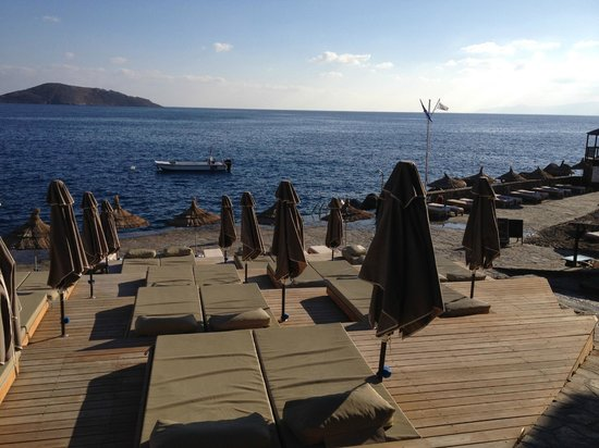 Tui Sensimar Elounda Village Resort & Spa by Aquila: mini beach