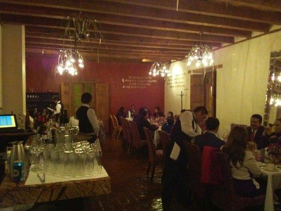Cena de navidad picture of restaurante el secreto san cristobal de las casas tripadvisor - Restaurante para navidad ...