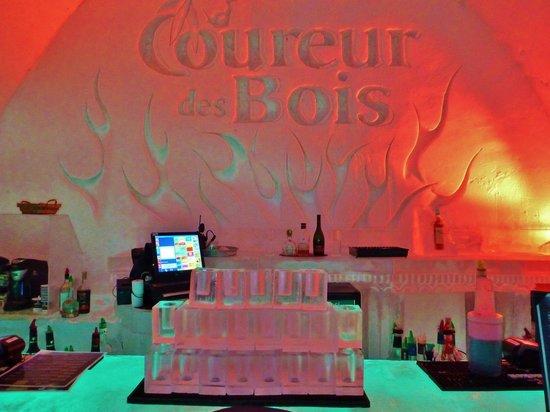 Hotel De Glace Quebec Tarif Visite